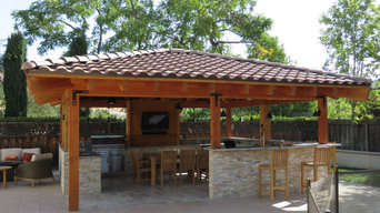 Powers Outdoor Kitchen