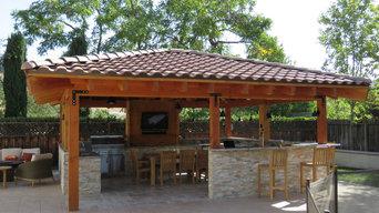 Powers Outdoor Kitchen