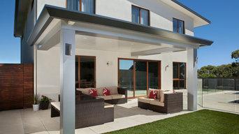 Premium Alfresco presents Pavilion by Stratco.