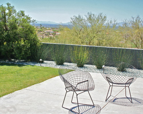 Modern Desert Landscape Home Design Ideas, Pictures