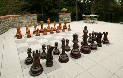 Could a Cool Chess Set Be King in Your Castle?