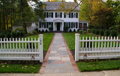 Pick the Perfect Front Walkway Material