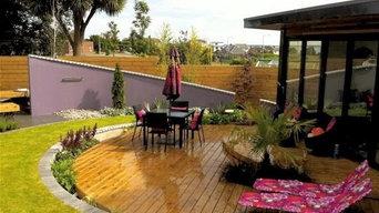 Private garden Whitehead
