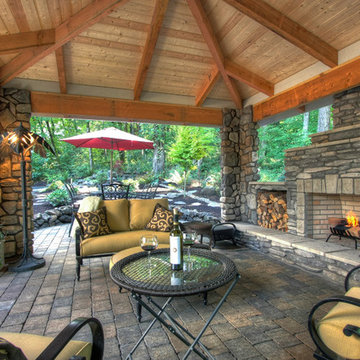 Private Paradise Portland Landscaping
