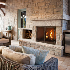 Traditional Patio by Alice Lane Home Collection