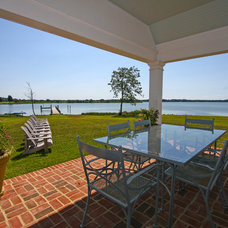 Traditional Patio by Carolyn Culp Photo Productions