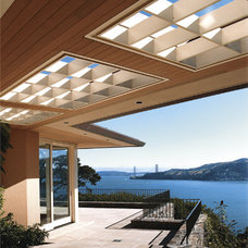 Contemporary Patio by Sutton Suzuki Architects