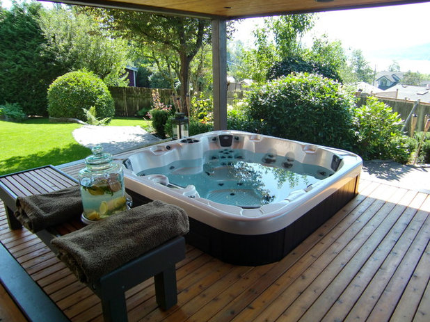 comment choisir son jacuzzi pour un maximum de bien tre. Black Bedroom Furniture Sets. Home Design Ideas
