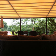 Traditional Patio by Retractableawnings.com Inc.