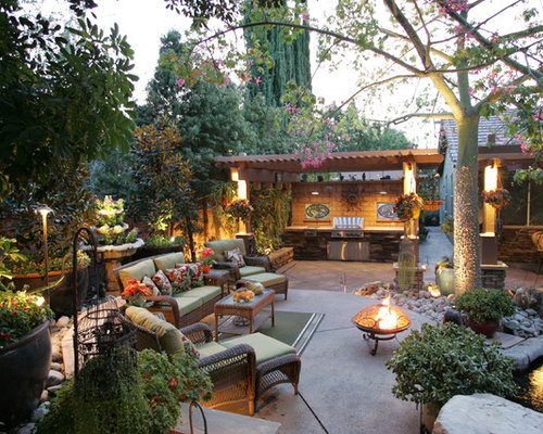 Backyard Entertainment Houzz