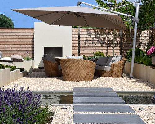 moderner patio - design-ideen & bilder, Gartengerate ideen