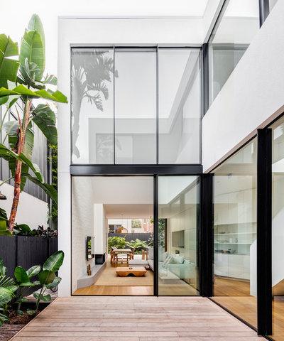 Contemporary Patio by Eco Outdoor USA
