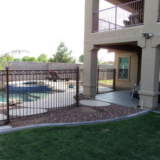 Traditional Patio by DCS Pool Barriers, LLC