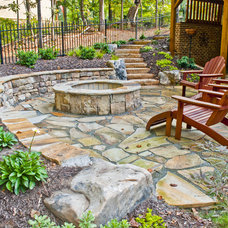 Traditional Patio by Property Masters