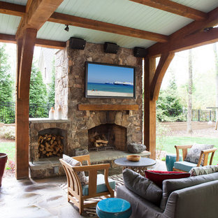 Providence Downs Timber Frame