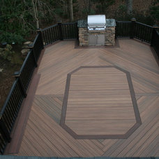 Traditional Patio by Creative Design Homes LLC