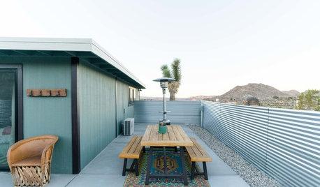 20 palissades originales pour garder votre jardin secret