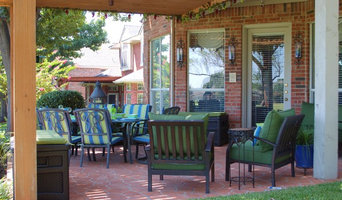 Quaint Backyard Patio