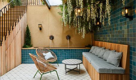 Astuces de pros : Comment créer des rangements sur la terrasse ?