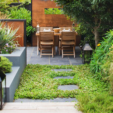 Contemporary Patio by Germinate Design