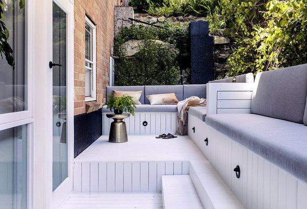 Scandinavian Patio by Jillian Dinkel Designs