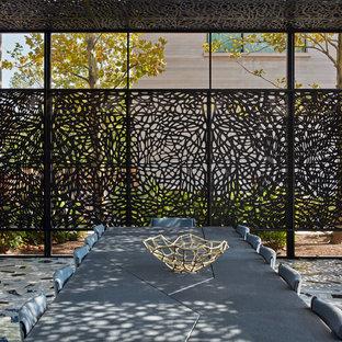 Idee per un patio o portico moderno