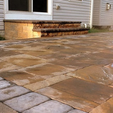 Traditional Patio by The Grounds Guys of Hagerstown