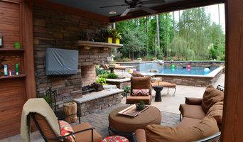 Raleigh backyard rennovation