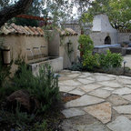 Historic Spanish Renovation Mediterranean Patio Los