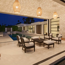 Modern Patio by Martin Kobus Home