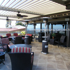 Traditional Patio by Factory Direct Patio Covers