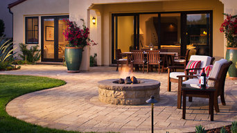 Rancho Santa Fe NEW Paver Patio & Outdoor Living Space