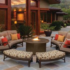 Yard Art Patio Fireplace Irving Tx Us 75038