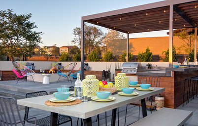 10 Ideas to Make Your Outdoor Kitchen Sizzle