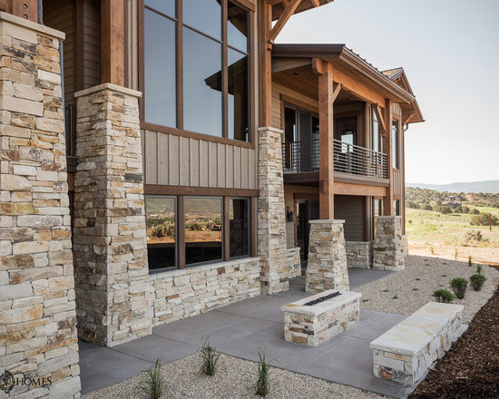 Red Ledges Built By Park City Luxury Home Builder Cameo Homes Inc In Utah