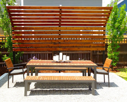Patio privacy screen home design ideas pictures remodel for Natural outdoor privacy screens