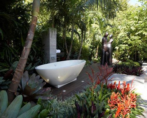 Outdoor Bath Houzz