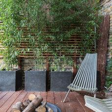 Contemporary Patio by Clifton Interiors Ltd