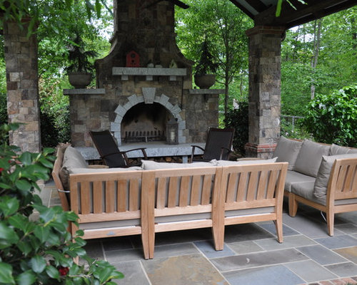 Gazebo fireplace ideas pictures remodel and decor for Outdoor gazebo plans with fireplace