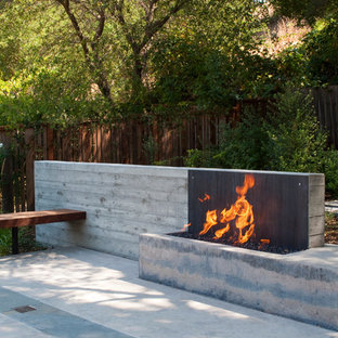 Inspiration for a modern patio remodel in San Francisco
