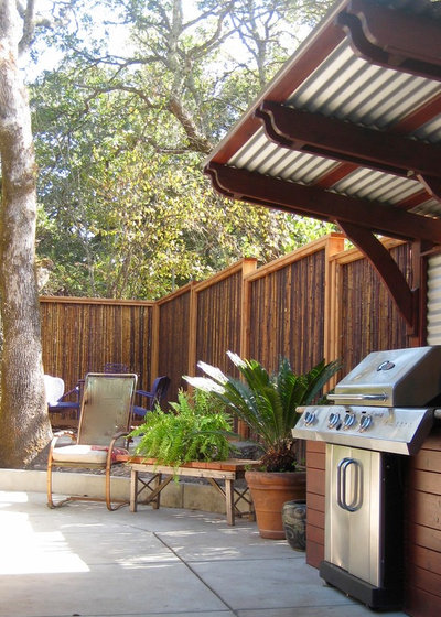 Traditional Patio by Pica Painting & Design LLC