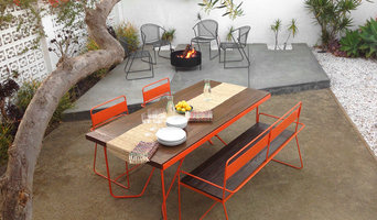 REPAST Table, Bench, and Chair