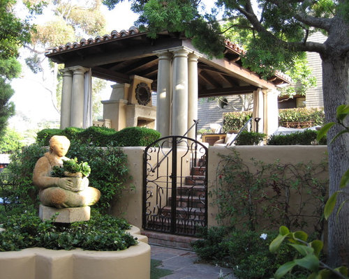Decorative Garden Gate Ideas Pictures Remodel and Decor