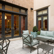 Contemporary Patio by CBC Architects, Inc.