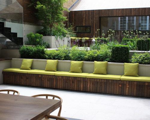 Garden Seating Houzz