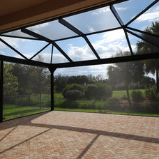 Contemporary Patio by Coastal Screen and Rail