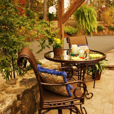 Traditional Patio by Southern Landscape Group, Inc.