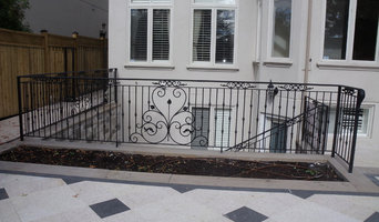 Residential - Wrought Iron Railings