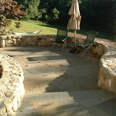 Traditional Patio by Ambrosio Landscape Solutions