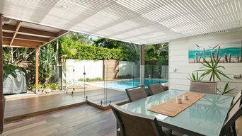 Resort Style Outdoor Living